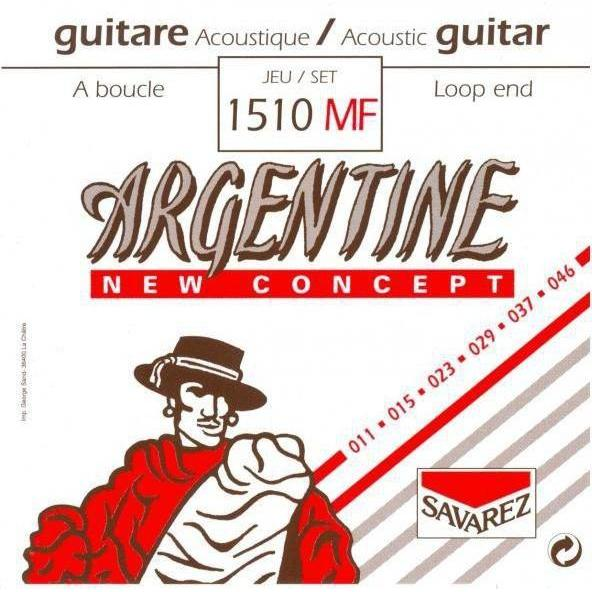 Savarez Argentine New Concept Gypsy Jazz Guitar Strings