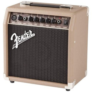 Fender Acoustasonic 15 Acoustic Guitar Amplifier - acousticcentre