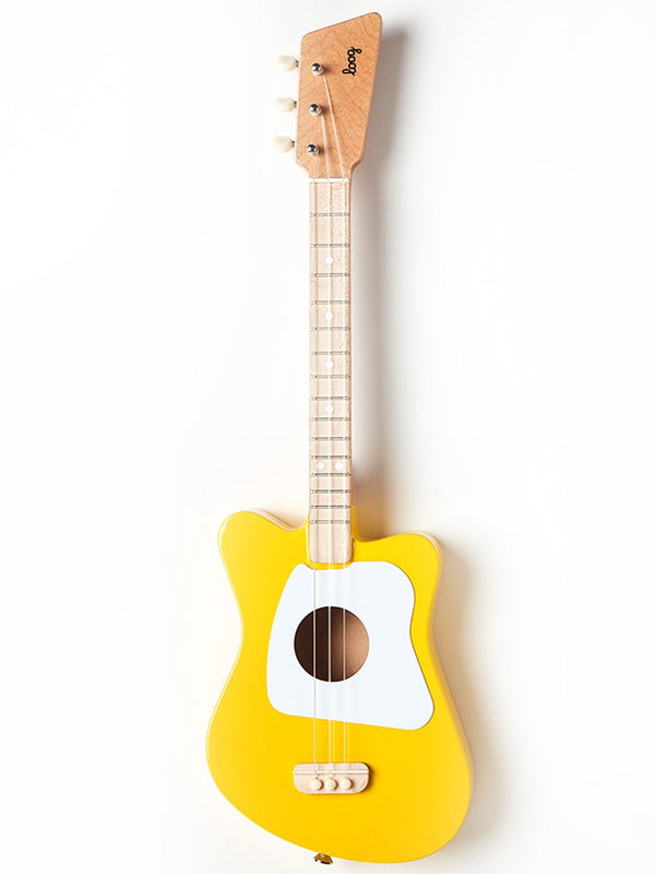 Loog Mini Kids Acoustic Guitar - Ages 3+, 6 Colour Variations