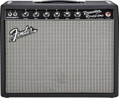 Fender '65 Princeton Reverb Guitar Amplifier