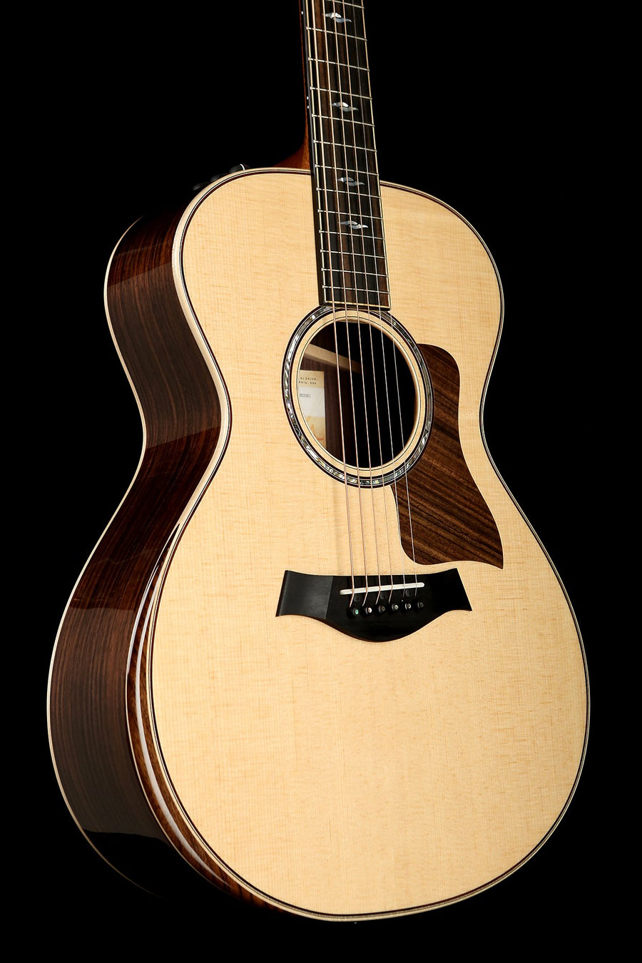 Taylor 812E V-Class Acoustic Electric Guitar
