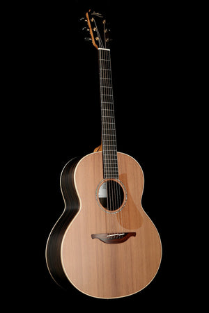 Lowden F-35E Ebony / Sinker Redwood Acoustic Electric Guitar