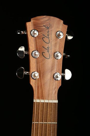 Cole Clark Angel AN2EC Bunya Blackwood Acoustic Guitar - acousticcentre