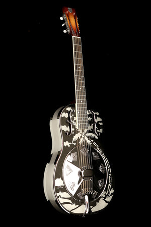 National Style O 12-Fret Steel Resonator Acoustic Guitar