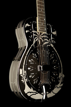 National Style O 14-Fret Steel Resonator Acoustic Guitar
