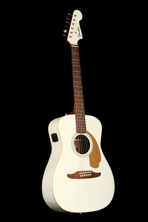 Fender California Player Malibu Acoustic Electric Guitar