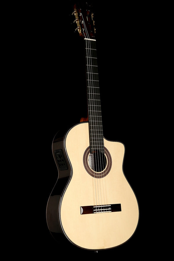 Katoh MCG150SEQ Classical Electric Guitar