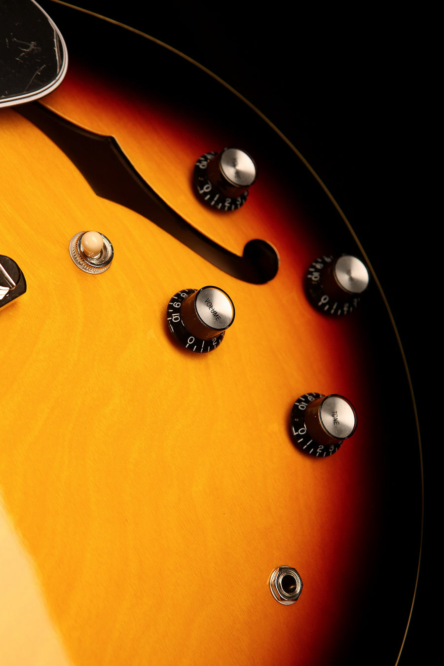 Maton EBW808C Blackwood 'Custom Sunburst' Acoustic Electric Guitar