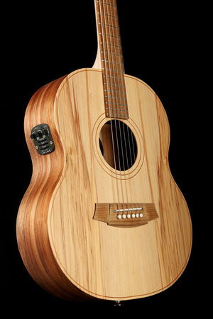 Cole Clark 'Little Lady' LL1E Bunya / Blackwood Acoustic Electric Guitar - acousticcentre