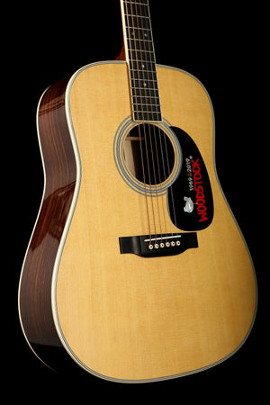 Martin D-35 Woodstock 50th Anniversary Acoustic Guitar