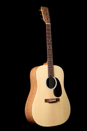 Martin DX2E Koa Acoustic Electric Guitar: Road Series