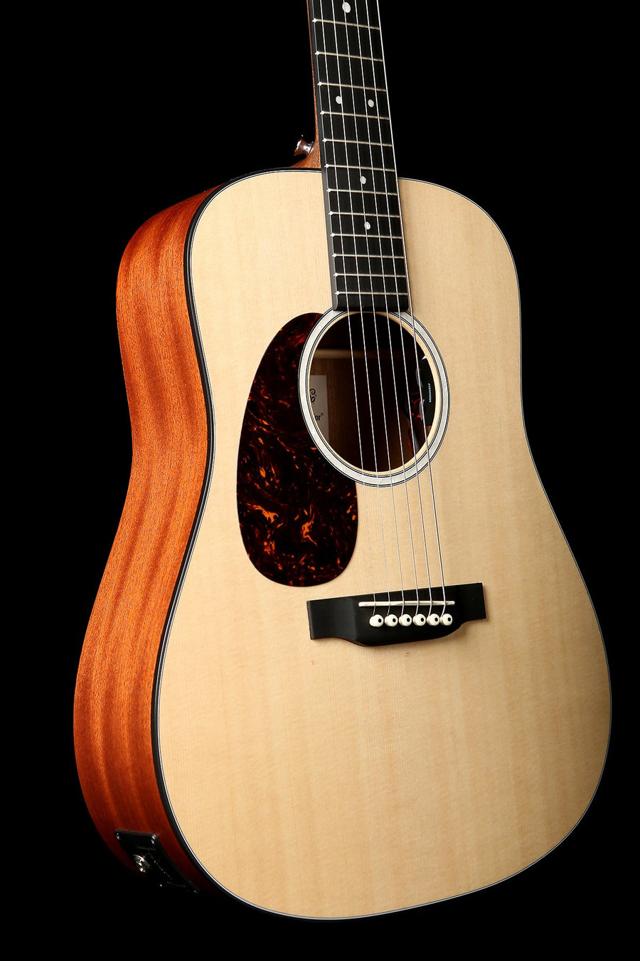 Martin DJR10EL Left-Handed Dreadnought Junior Acoustic Guitar