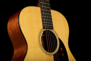 Martin OM-18E Acoustic Electric Guitar: Standard Series Reimagined