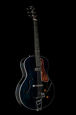 Godin 5th Avenue Night Club 'Indigo Blue' Electric Guitar
