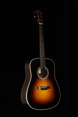 Eastman E20D-SB Acoustic Guitar - acousticcentre