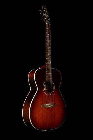 Seagull S6 Original Slim Concert Hall 'Burnt Umber' GT/AE Acoustic Electric Guitar