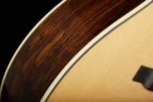 Martin Custom Shop M-14 'Wild Grain East Indian Rosewood' Acoustic Guitar