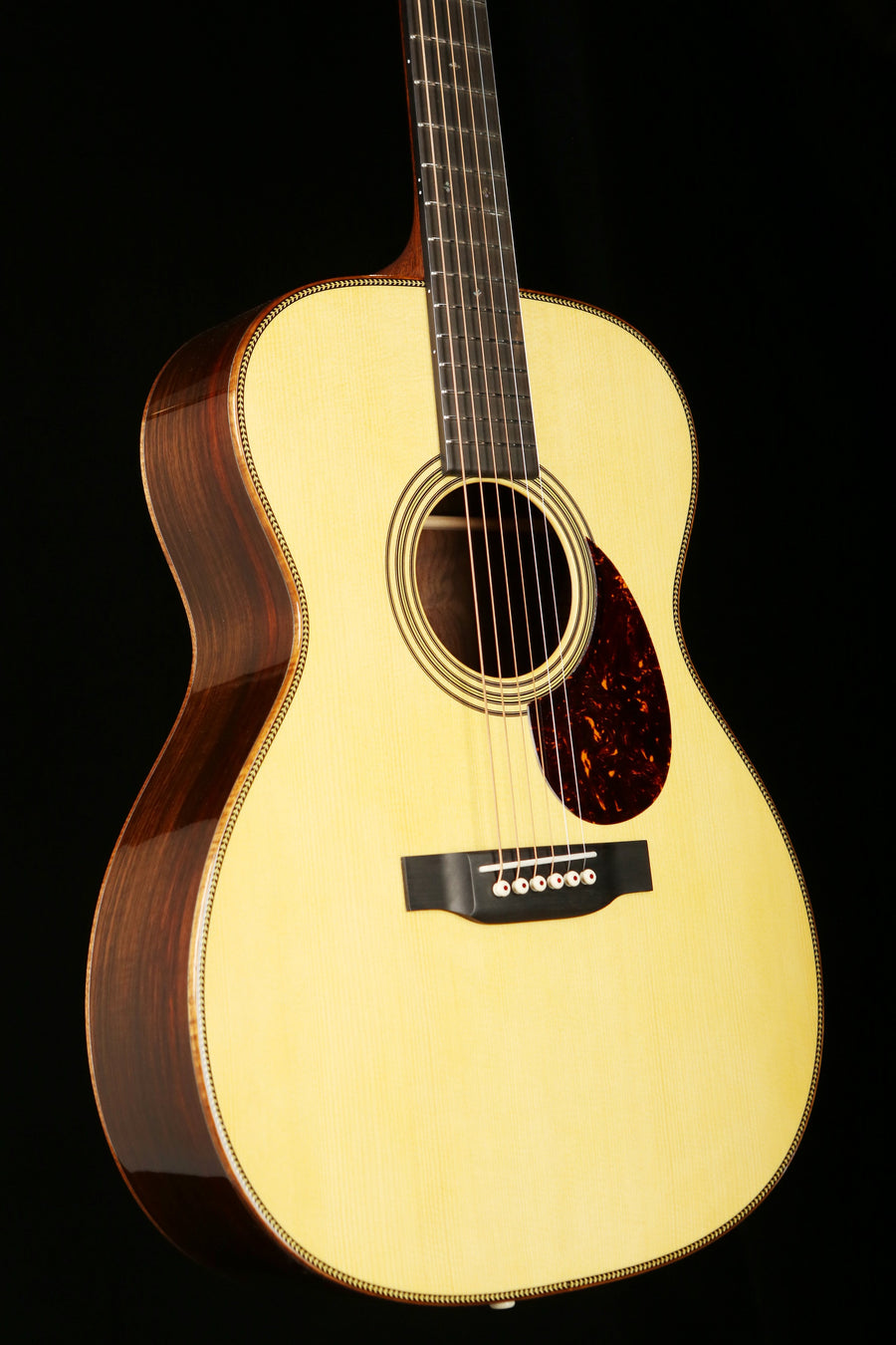 Martin Custom Shop OM Sitka Spruce / Wild Indian Rosewood Acoustic Guitar