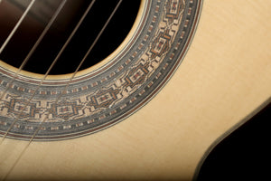 Allan Bull 'Concert' Model CLG718 Classical Guitar