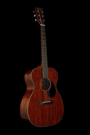 Martin Custom Shop 00-14 Deep Body 'Figured Mahogany' Acoustic Guitar
