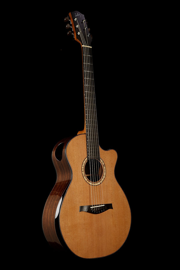 David Worthy 'Talisman' Western Red Cedar / East Indian Rosewood Acoustic Guitar