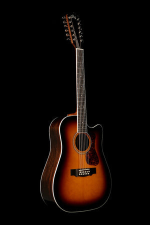 Guild D2612CE Deluxe 12 String Acoustic Electric Guitar