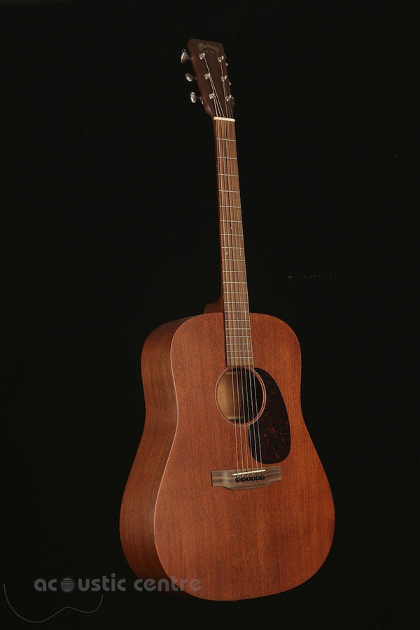 Martin D-15M Acoustic Guitar: 15 Series