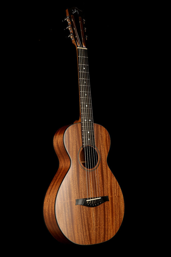David Worthy 'Parlour Model' African Mahogany Acoustic Guitar