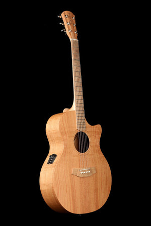 Cole Clark 'Angel' AN1EC Southern Silky Oak Acoustic Electric Guitar