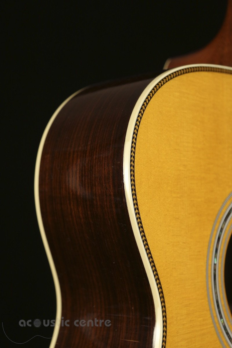 Martin OM John Mayer Special Edition Acoustic Guitar - acousticcentre