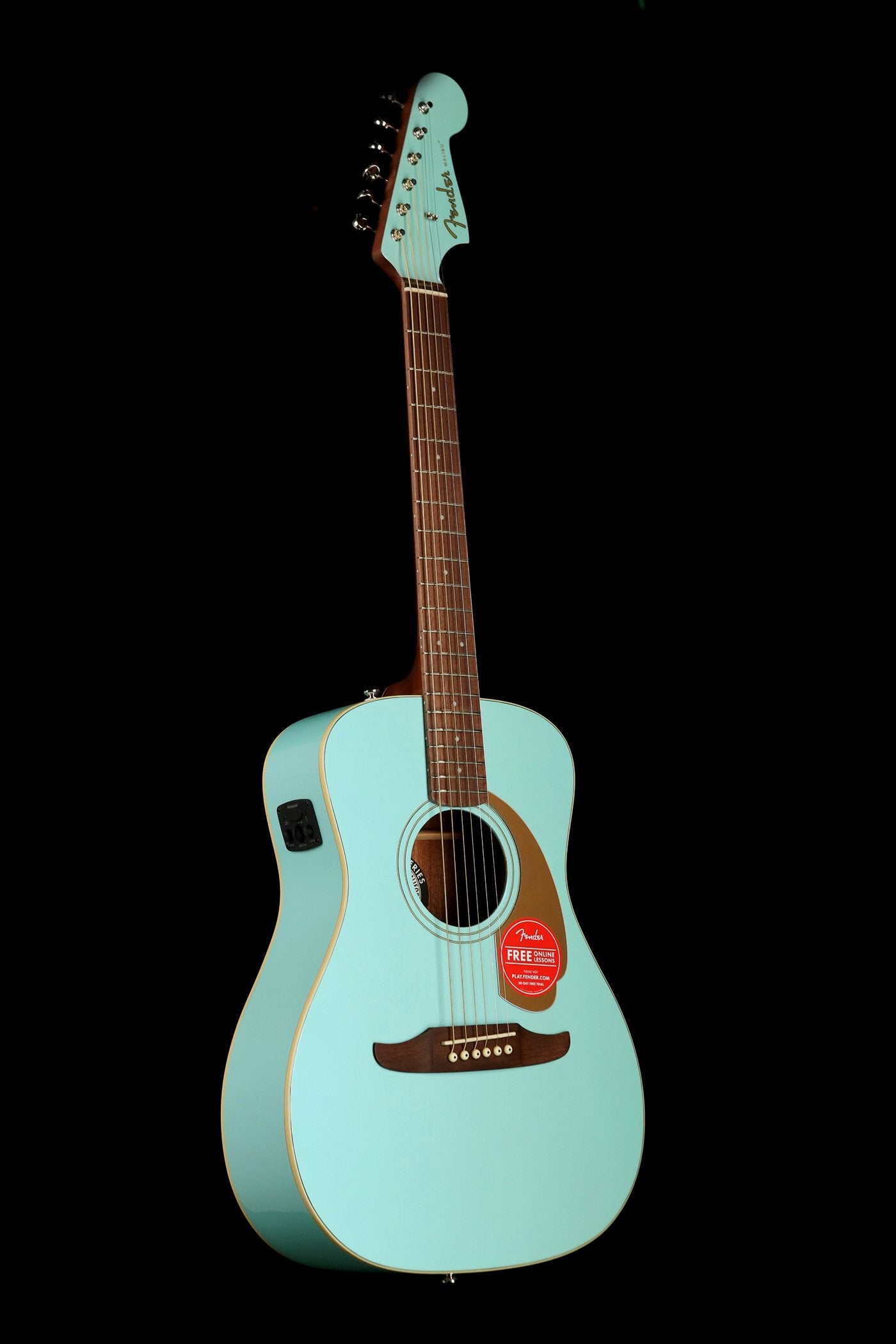 """Small Body Acu Elec Tagged """"fender"""" acousticcentre"""