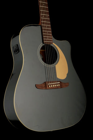 Fender California Player Redondo Dreadnought Cutaway Acoustic Guitar - acousticcentre