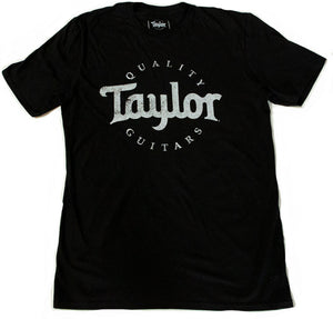 Taylor Distressed Logo T-Shirt