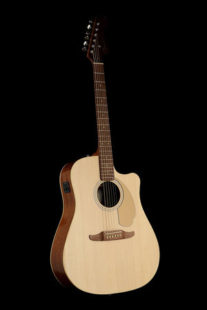 Fender California Player Redondo Dreadnought Cutaway Acoustic Guitar