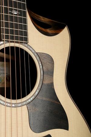 Taylor 816ce Builders Edition V-Class Acoustic Electric Guitar
