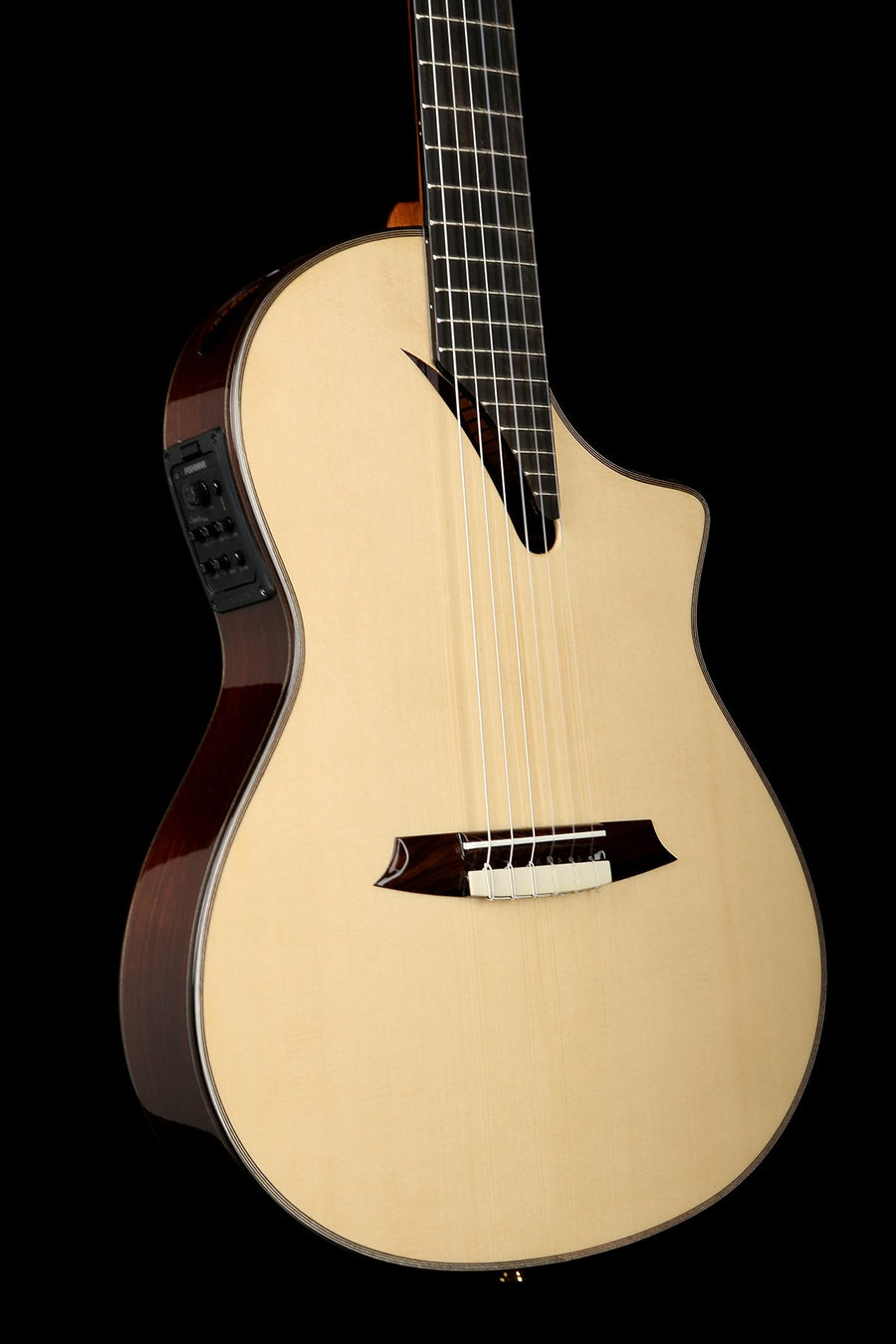 Katoh MSCC14 Stage Model Electric Classical Guitar