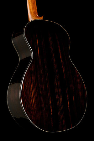 David Worthy 'Talisman' Carpathian Spruce / Ebony Acoustic Guitar