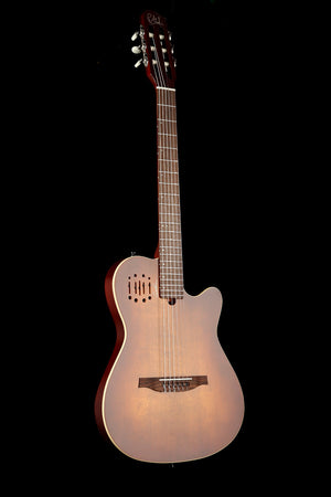 Godin Encore Multiac 'Burnt Umber' Electric Classical Guitar