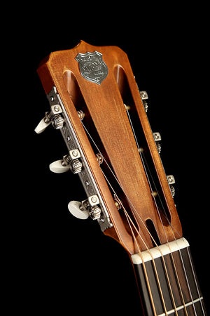 National 'Raw Series' Tricone Steel Resonator Guitar