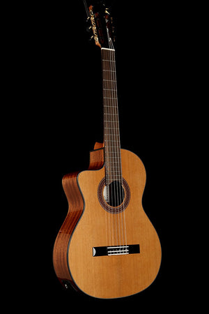 Katoh MCG40CEQL Left-Handed Classical Electric Guitar