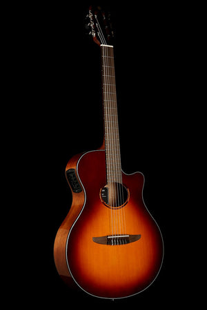Yamaha NTX1 Brown Sunburst Acoustic Electric Guitar