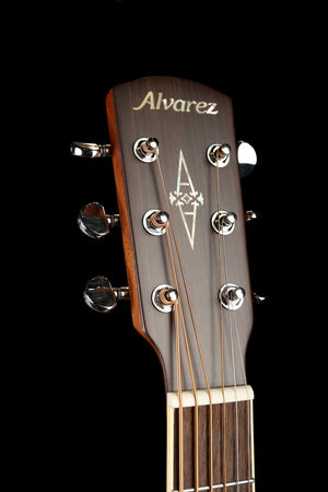 Alvarez ABT60CESHB Shadowburst Baritone Acoustic Electric Guitar