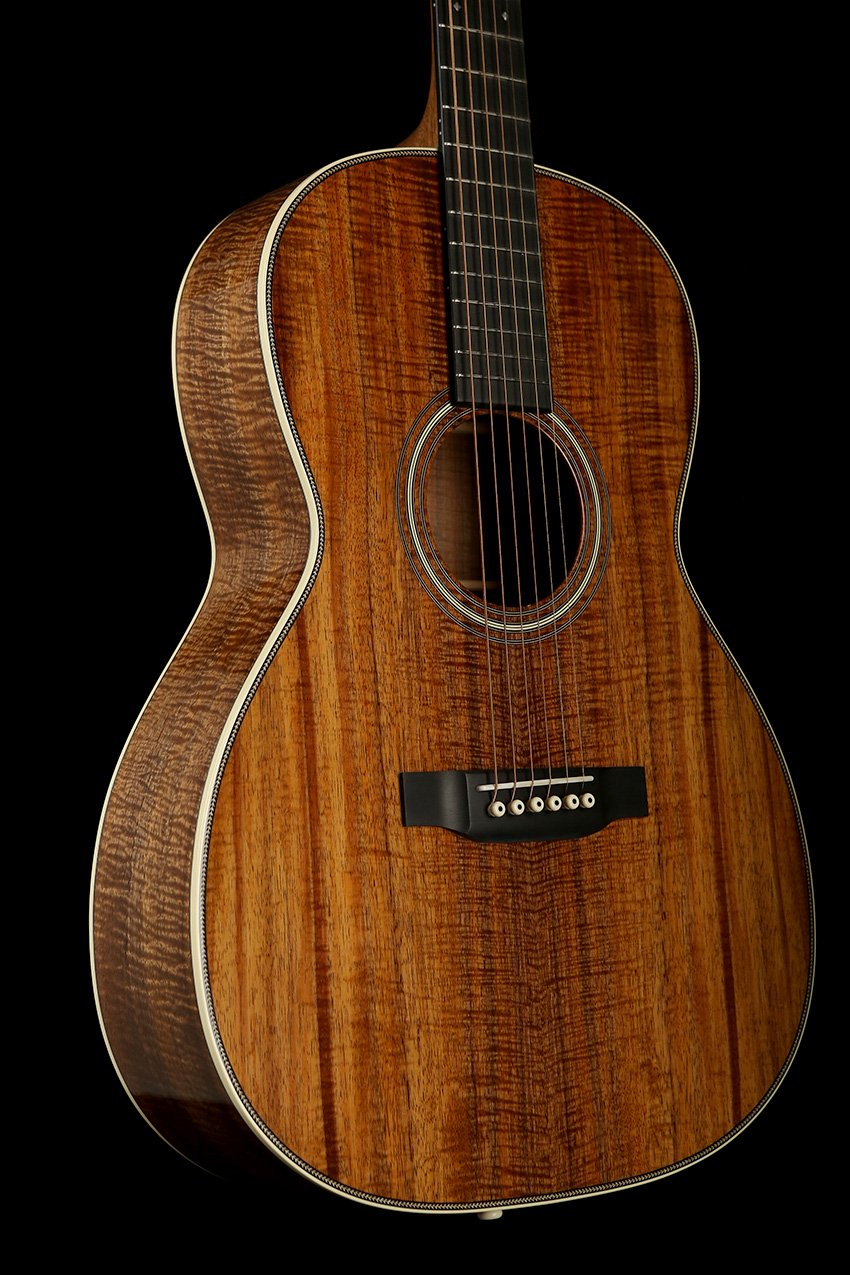 Martin Custom Shop Koa 000 12 Fret Acoustic Guitar