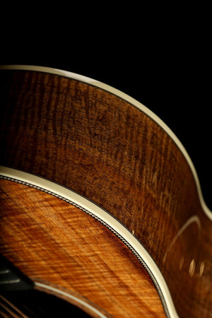 Martin Custom Shop Koa 000 12-Fret Acoustic Guitar