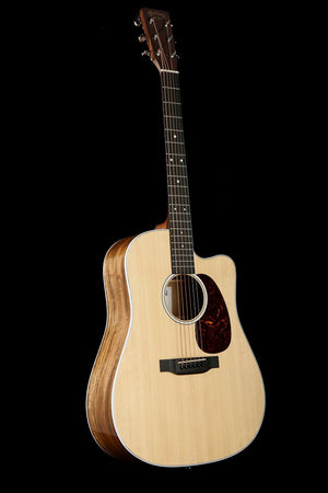 Martin DC-13E Acoustic Electric Guitar: Road Series