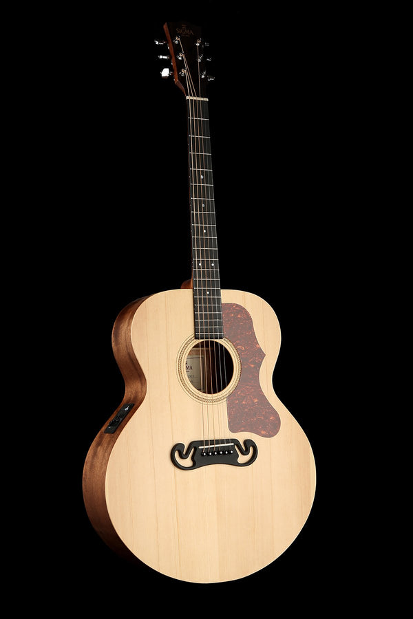 Sigma GJME Jumbo Acoustic Electric Guitar