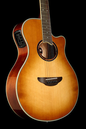 Yamaha APX700II 'Sand Burst' Acoustic Electric Guitar
