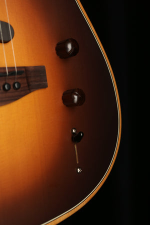 Taylor GO Custom Catch Sitka Spruce / Flame Maple V-Class Acoustic Electric Guitar