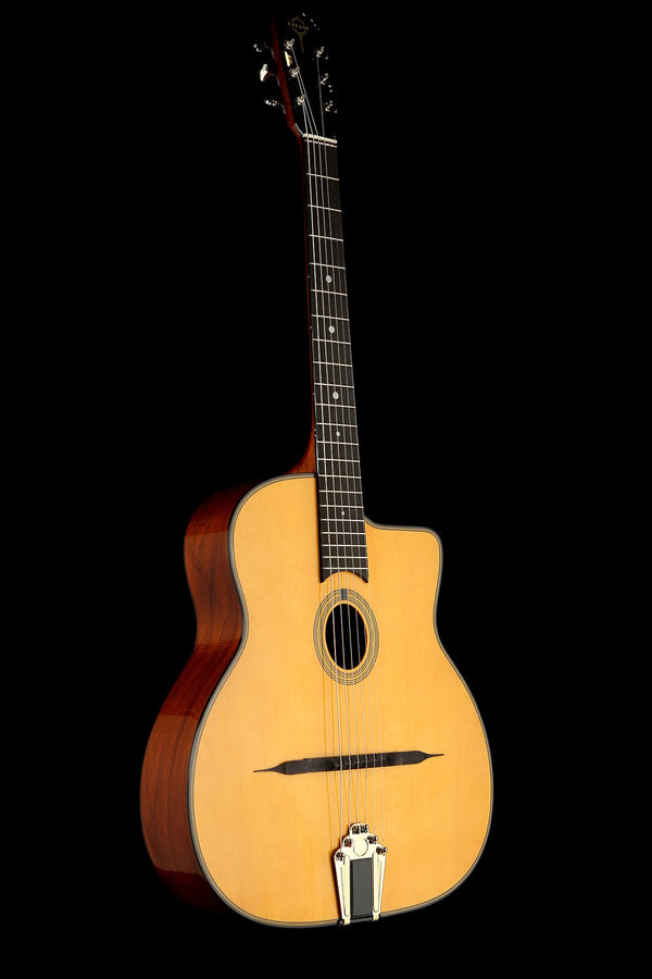Gitane DG-250 Professional Oval Hole Acoustic Guitar