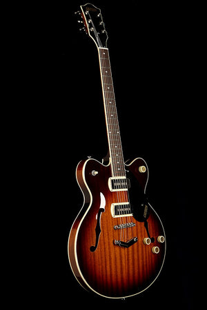 Gretsch G2622-P90 Streamliner Center Block V-Stoptail 'Havana Burst' Electric Guitar
